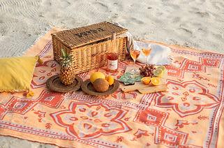 Garance Tresarrieu - projet freelance design textile cottesea rug beach lifestyle