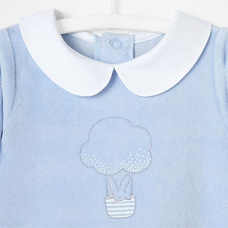 Garance Tresarrieu - design textile - baby cloth - cute illustration