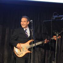 Vinny on Bass!