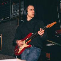 Richie on Guitar!