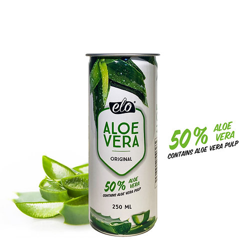 ELO Aloe Vera Original 250ml x12