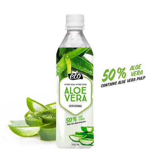 ELO Aloe Vera Original 500ml x12