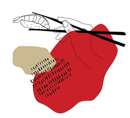 luckiefun kuvitus, illustrations Ranta & Mutikainen