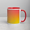 "Thumbnail: ""Trust Your Judgment"" Mug"