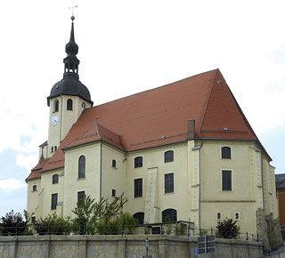 Kirche Peter und Paul in Reichenbach