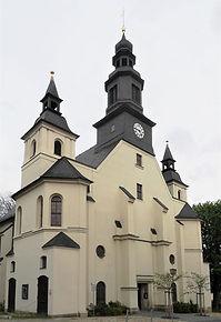 Trinitatiskirche in Reichenbach