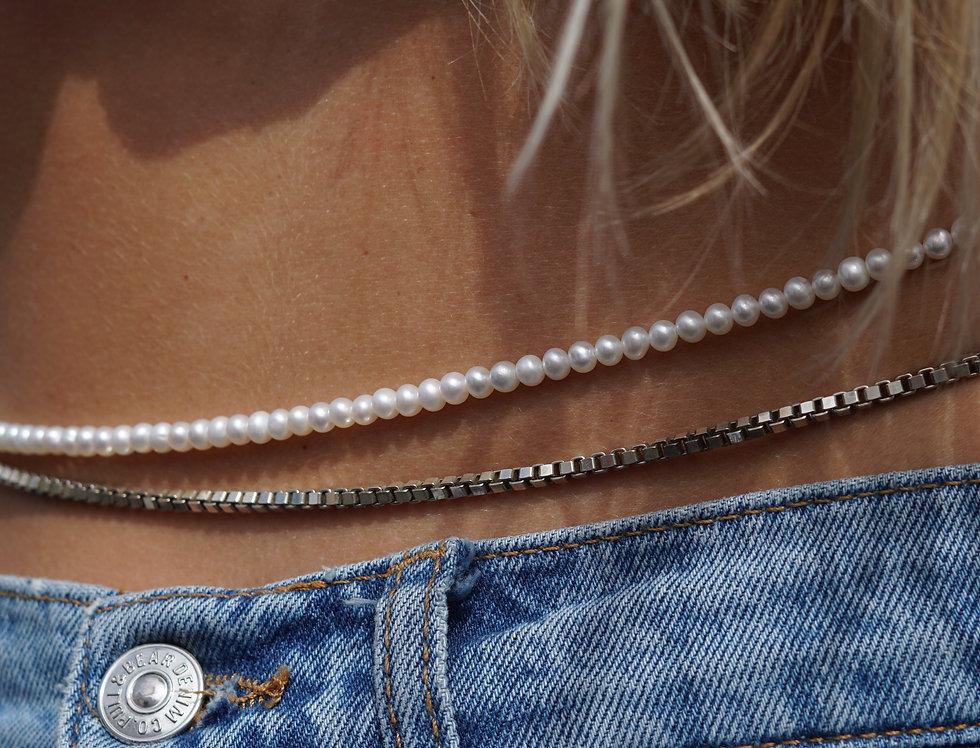 Bauchkette big Pearl V 3