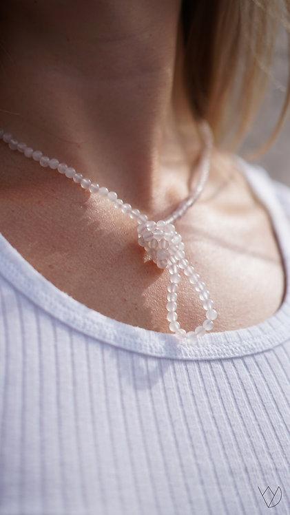 Halskette Rose
