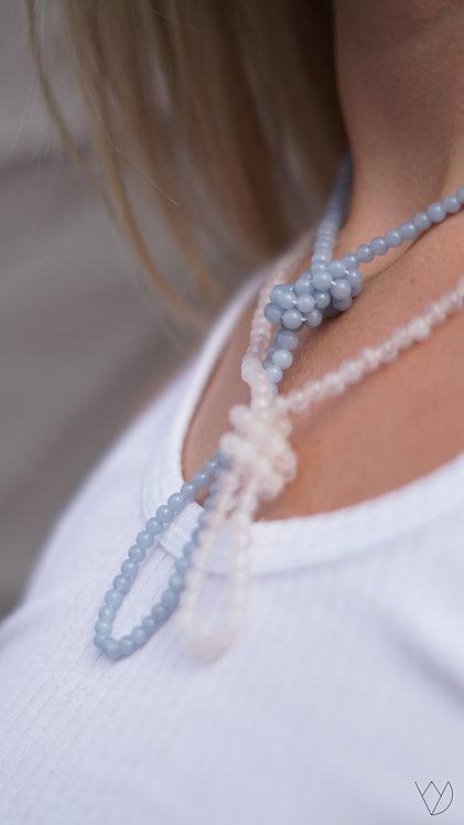 Halskette Blue
