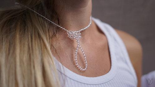 Halskette Cristal clear