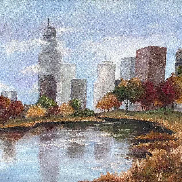 Chicago in the Fall