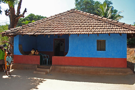 A typical homestay