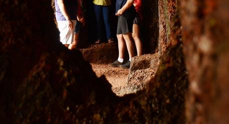 Harvalem cave