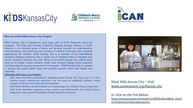 KIDS Kansas 2021 Poster