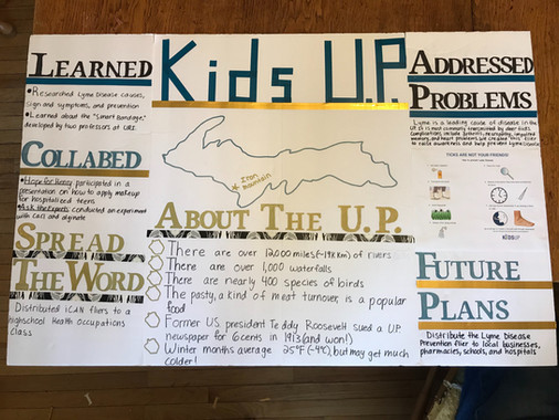 KIDS U.P Poster 2021