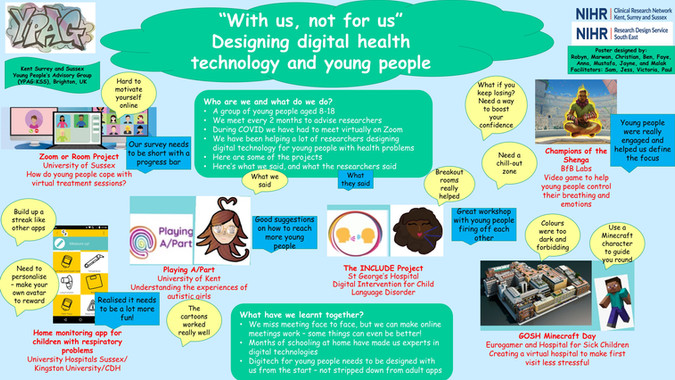 DigiTech/YPAG Poster 2021