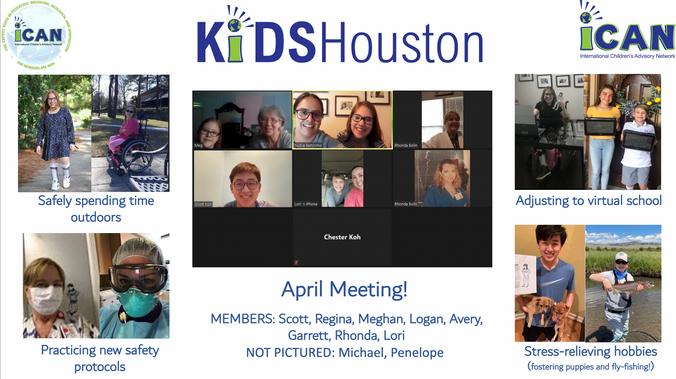 KIDS Houston Poster 2021