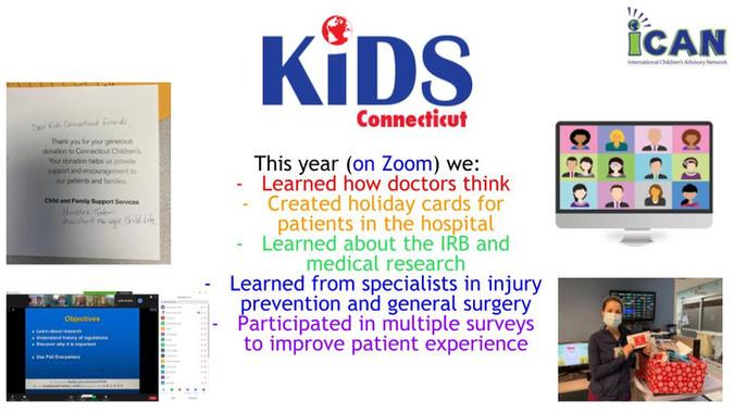 KIDS Connecticut Poster 2021