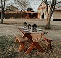 Garten Dinner Table