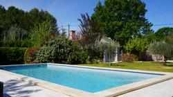 piscine sur montmirail