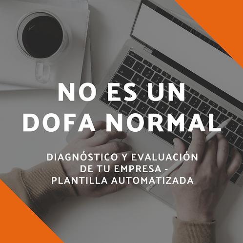 Plantilla- Plan diagnóstico para re-estructurar empresas turísticas