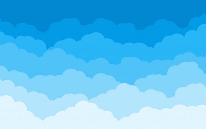 fondo-nubes-cielo-azul-estilo-dibujos-an
