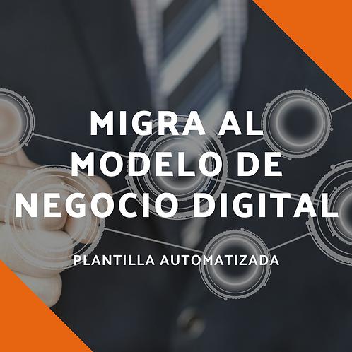 Plantilla- Modelo de negocio digital