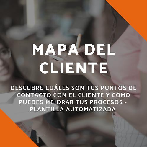 Plantilla- Mapa del cliente