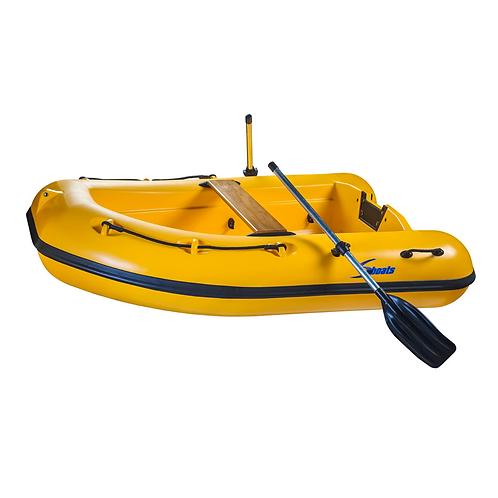 S-210 LX - Bote de Apoio, Lazer e Pesca
