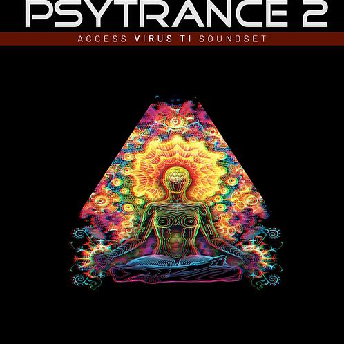 PSYTRANCE X SOUNDS Vol.2 Access Virus Ti SoundSet