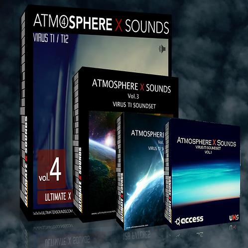 Atmosphere- 4in 1 - BUNDLE  PACK