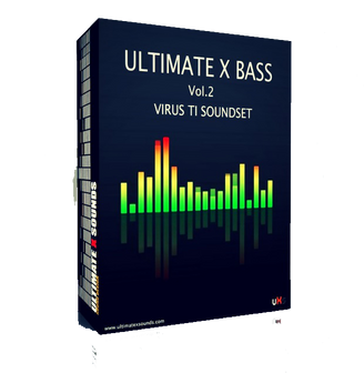 Ultimate X BASS Vol.2 Virus TI Soundset