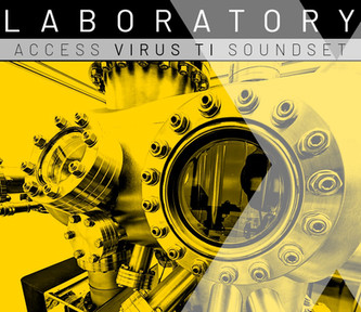 LABORATORY X Access Virus Ti soundset CO