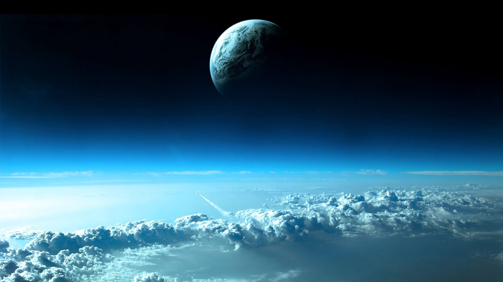 Planet-on-top-of-blue-clouds_1920x1080.j