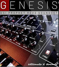 GENESIS X SOUNDS Vol.1 PROPHET Rev2 - CO