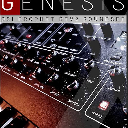 GENESIS X SOUNDS Vol.1 for DSI PROPHET REV2