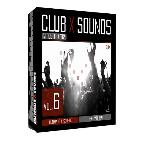 CLUB X SOUNDS Vol.6 Virus TI2 / TI ​Soundset ( OS5 )