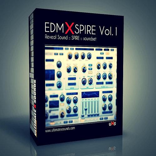 EDM X SPIRE Vol.1 for SPIRE vsti