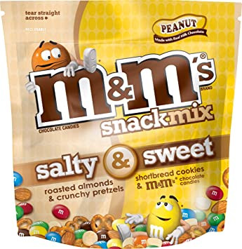 Snackmix Peanut Milk Chocolate