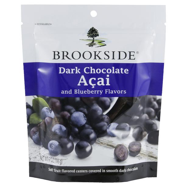 Dark Chocolate Acai & Blueberry
