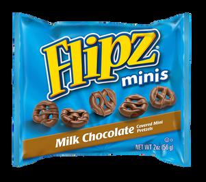 Milk Chocolate Mini Pretzels