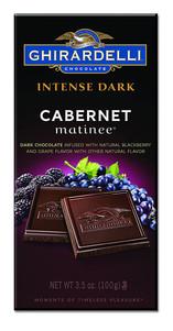 Intense Dark Cabernet Matinee