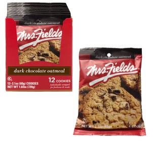 Dark Chocolate Chip Cookies