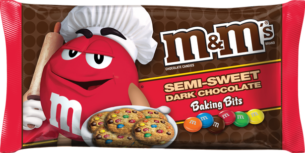 Semi Sweet Dark Chocolate Bits