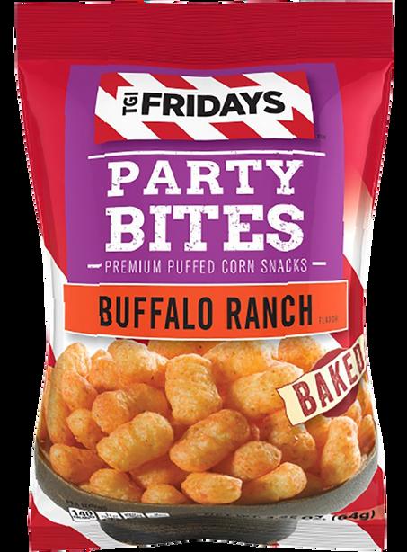 Party Bites Buffalo Ranch