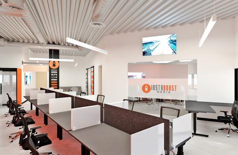 Open Sales Work Space