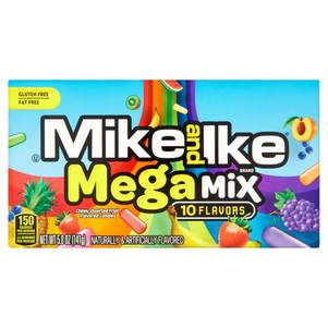 MegaMix Chewy Candies 10 Flavors