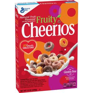 Cheerios Fruity Sweetened