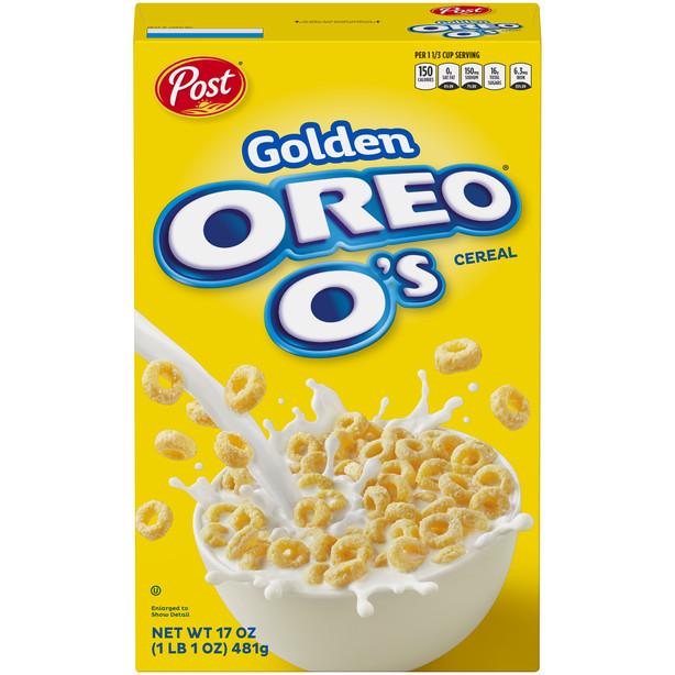 Golden Oreo O's