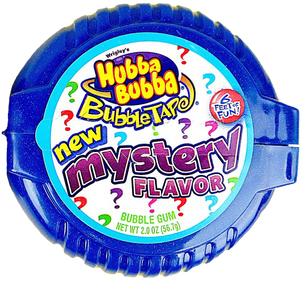 Bubble Tape New Mystery